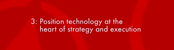 From 'Building retail bank of the future' by Bain & Company study 2014